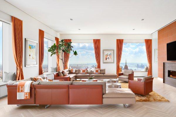 Pogledajte kako izgleda najskuplji penthaus u Njujorku vredan 169 miliona dolara