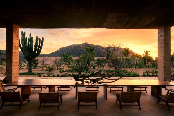 Ovo minimalističko odmaralište u Meksiku je raj za ljubitelje avantura