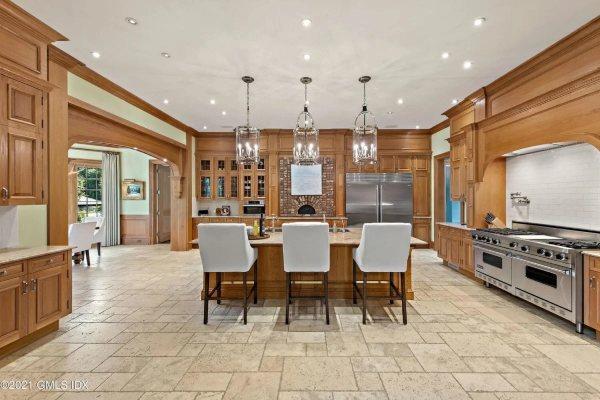 Raskošno imanje Tomija Hilfigera u Griniču može biti vaše za 34 miliona dolara