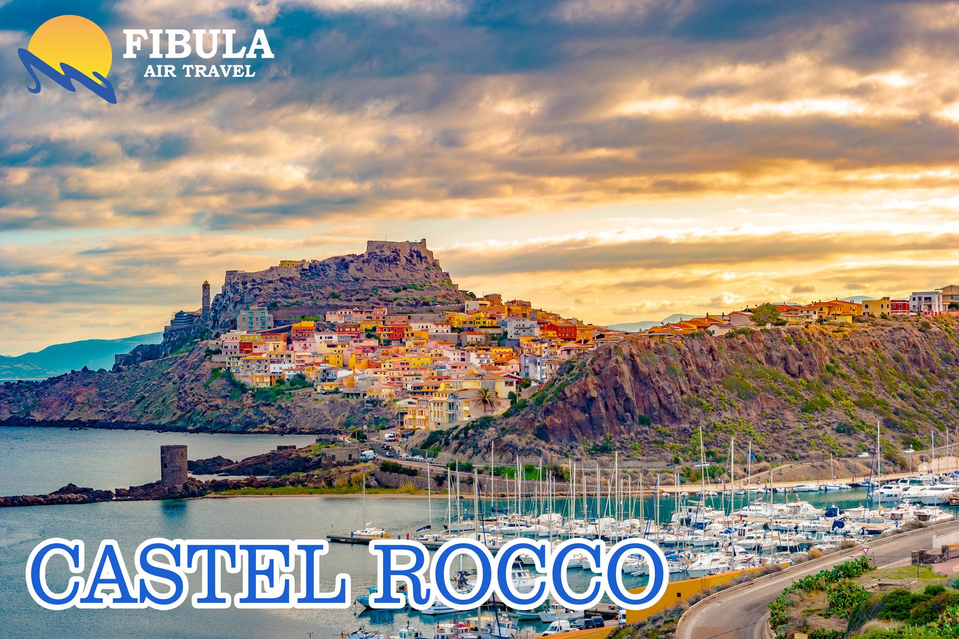 Porto Cervo Sardinija leto 2019 turisticka agencija Fibula Air Travel