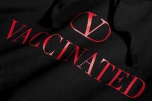 Pokažite čitavom svetu da ste vakcinisani novom Valentino duksericom