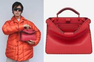Fendi predstavlja nove Peekaboo torbe koje će se dopasti minimalistima