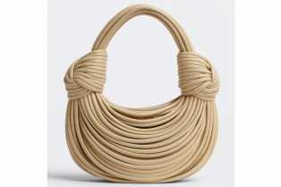 Nova torba Bottega Veneta izgleda kao sveže pripremljena testenina