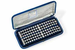 Raskošne dijamantske narukvice Marije Antoanete na aukciji